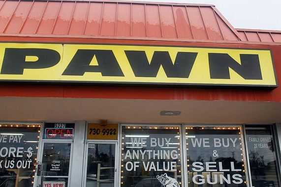Loans in a pawnshop - basic principles